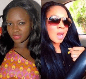 Before and After skin bleaching