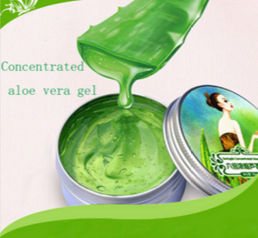 does aloe vera lighten skin