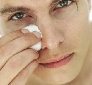does hydrogen peroxide clear dark marks on skin
