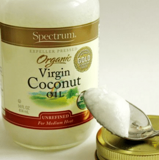 how to use coconut oil for treatment of streatch marks