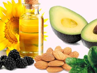 sources of vitamin E fruits