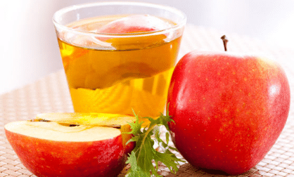 apple cider vinegar for skin whitening