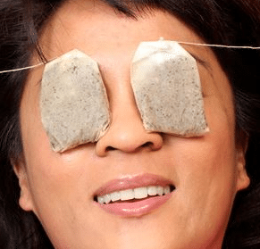home remedy for puffy eyes tea bags