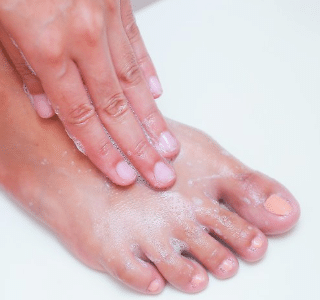 Dry Skin on Foot Causes & Treatment